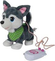 Хъски - Chi Chi Love - Детска играчка с дистанционно управление -