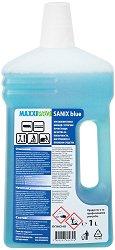 Препарат за дезинфекция - Sanix Blue - Разфасовки от 1 и 5 l -