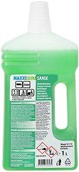 Препарат за дезинфекция - Sanix Green - Разфасовки от 1 и 5 l -