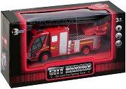 Противопожарен камион - творчески комплект