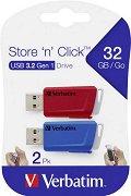 USB 3.2 флаш памет 32 GB - Store 'n' Click