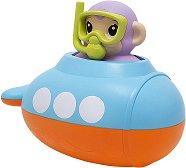 """Подводница - Детска играчка за баня от серията """"ABC"""" -"""