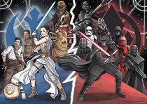 """Галактическа война - От серията """"Star Wars"""" - пъзел"""