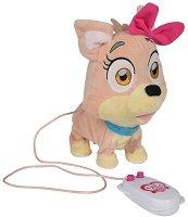 Чихуахуа с панделка - Chi Chi Love - Детска играчка с дистанционно управление -