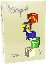 Цветен копирен картон в пастелни цветове - Le Cirque