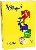 Цветен копирен картон в наситени цветове - Le Cirque