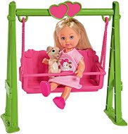 """Фея Еви Лав на люлка - Детски комплект за игра  от серията """"Steffi Love"""" - играчка"""