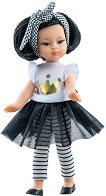 """Кукла Мия - 21 cm - От серията """"Paola Reina: Mini Amigas"""" - кукла"""
