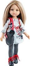 Кукла Карла - 32 cm - От серията Paola Reina: Amigas - кукла