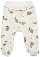 Бебешки ританки - 100% памук за недоносени бебета -