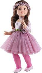 "Кукла балерина Лидия - 60 cm - От серията ""Paola Reina:  Las Reinas"" - кукла"
