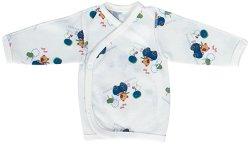 Бебешка блуза - 100% памук за недоносени бебета -