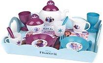 Сервиз за чай - Замръзналото кралство - Детски комплект за игра - продукт