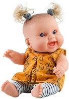 """Кукла бебе - Лусия - От серията """"Paola Reina: Los Peques"""" - играчка"""