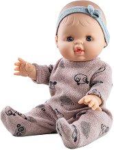 "Кукла бебе - Алисия - От серията ""Paola Reina: Los Gordis"" - кукла"