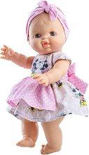 "Кукла бебе - Елви - От серията ""Paola Reina: Los Gordis"" - кукла"