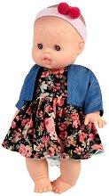 """Кукла бебе - Ребека - От серията """"Paola Reina: Los Gordis"""" - кукла"""