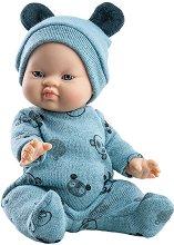 "Кукла бебе - Джон - От серията ""Paola Reina: Los Gordis"" - кукла"