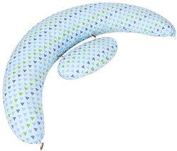 Възглавница за бременни и кърмачки - Комплект от 2 части -