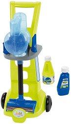 """Детски комплект за почистване - От серията """"Clean Home"""" -"""