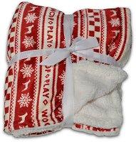 Бебешко одеяло - Snowflake - С размери 75 x 105 cm -