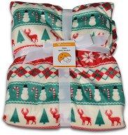 Бебешко одеяло - Festive - С размери 75 x 105 cm -