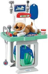 Ветеринарен център - Детски комплект за игра -