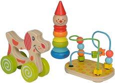 Комплект образователни играчки -