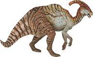 """Динозавър - Паразавролофус - Фигура от серията """"Динозаври"""" - фигура"""