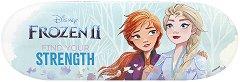 """Детски комплект с гримове в метална кутия - Disney Frozen 2 - Oт серията """"Замръзналото кралство"""" - душ гел"""