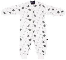 Бебешки спален гащеризон - 100% органичен памук -