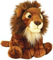 """Африкански лъв - Плюшена играчка от серията """"Wild"""" -"""