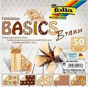 Хартия за оригами - Braun