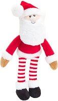 """Дядо Коледа - Плюшена играчка за елха от серията """"Christmas"""" - играчка"""