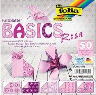 Хартия за оригами - Rosa