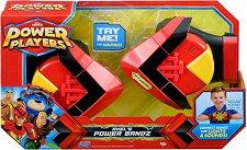 """Ръкавелите на Аксел - Детски комплект със светлинни и звукови ефекти от серията """"Power Players"""" -"""