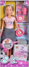 """Закуска със Стефи - Комплект кукла от серията """"Steffi Love"""" -"""