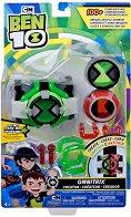 """Направи сам - Омнитрикс и Антитрикс - Детски комплект за сглобяване със светлинни и звукови ефекти от серията """"Ben 10"""" - играчка"""