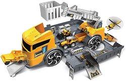 Камион и строителна площадка - 2 в 1 -