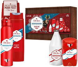 Old Spice Whitewater - продукт