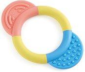 Дъвкалка от оризова пластмаса - За бебета над 0+ месеца -