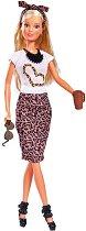 """Стефи Лав - Модна икона - Комплект кукла и аксесоари от серията  """"Steffi Love"""" -"""