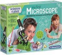 Моят първи микроскоп - играчка