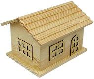 Дървена кутия - Къща