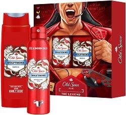 """Old Spice Gamer Wolfthorn - Подаръчен комплект за мъже от серията """"Wolfthorn"""" - паста за зъби"""