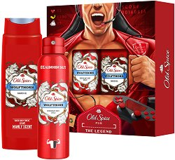 Old Spice Gamer Wolfthorn - ластик