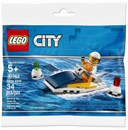 """Състезание с лодка - Детски конструктор от серията """"LEGO: City"""" -"""