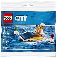 """Състезание с лодка - Детски конструктор от серията """"LEGO: City"""" - играчка"""
