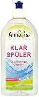 Натурален препарат за блясък за съдомиялна - AlmaWin -