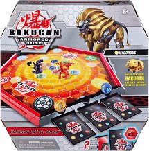 Bakugan Armored Alliance - Battle Arena - Бойна арена комплект с топче за игра -